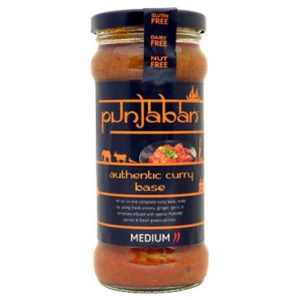 Punjaban authentic curry base medium