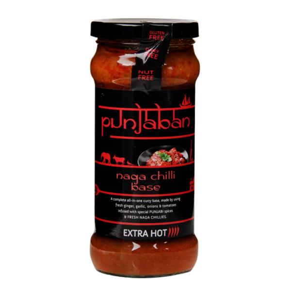punjaban curry base naga